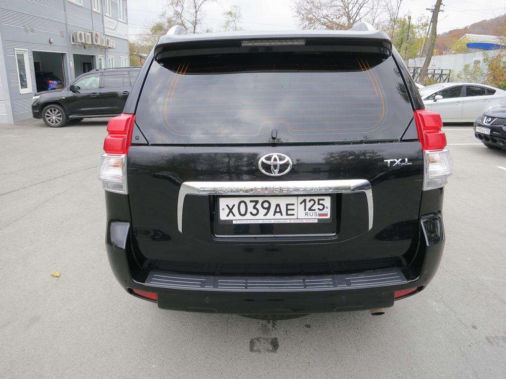Внедорожник Toyota Land Cruiser Prado - #5