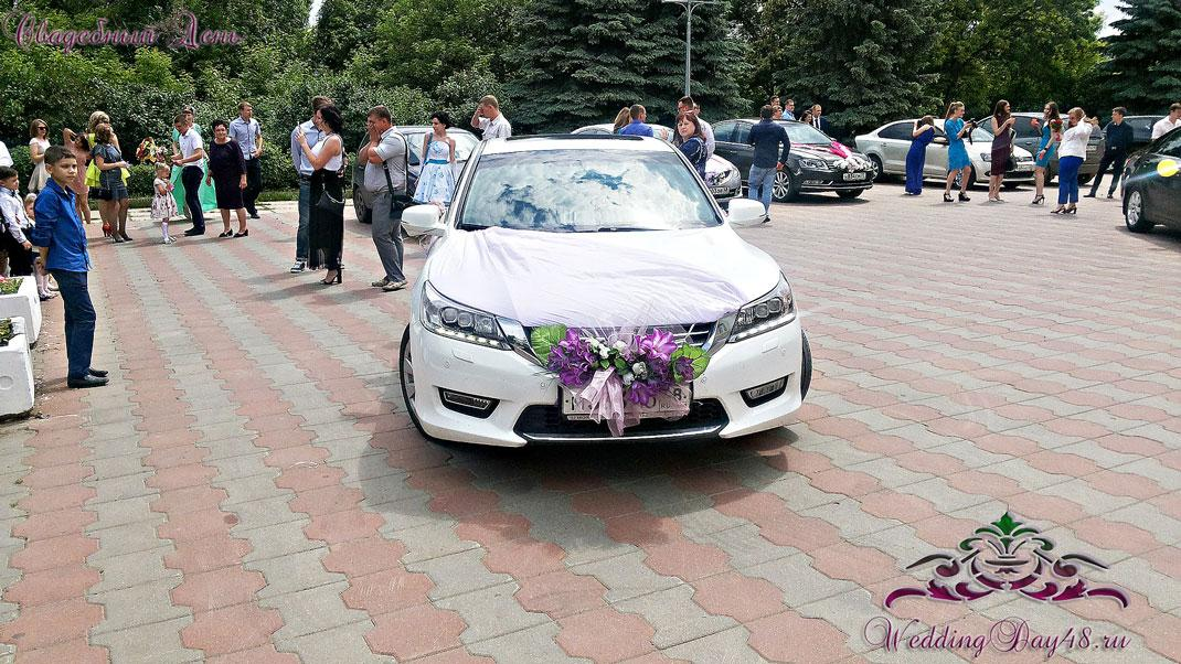 Седан Honda Accord - #10