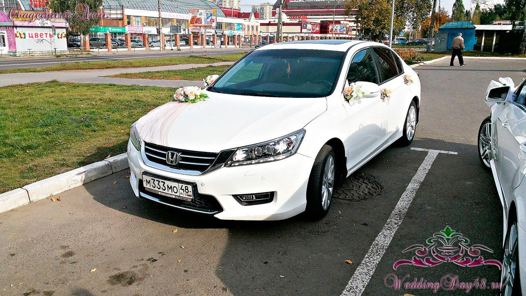 Седан Honda Accord - #8