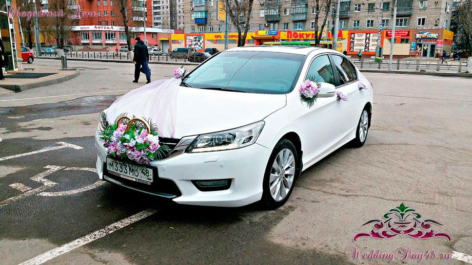 Седан Honda Accord - #16
