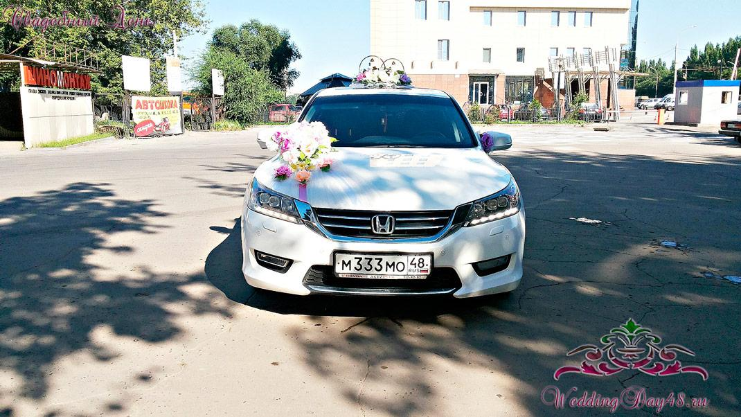 Седан Honda Accord - #3