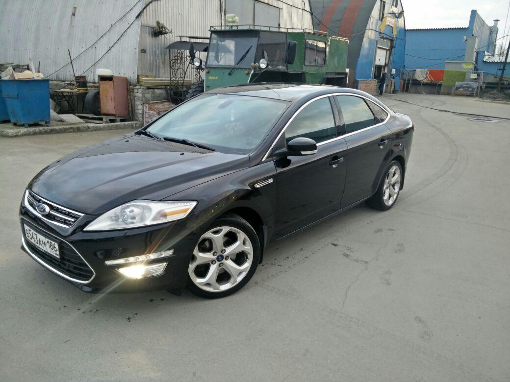 Седан Ford Mondeo - #2