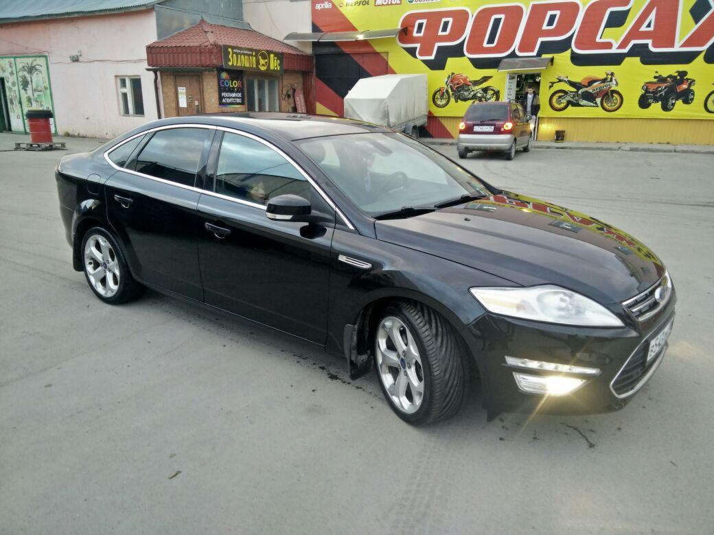 Седан Ford Mondeo - #3