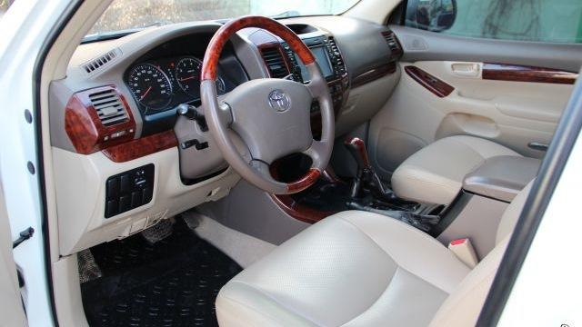 Внедорожник Toyota Land Cruiser Prado - #2