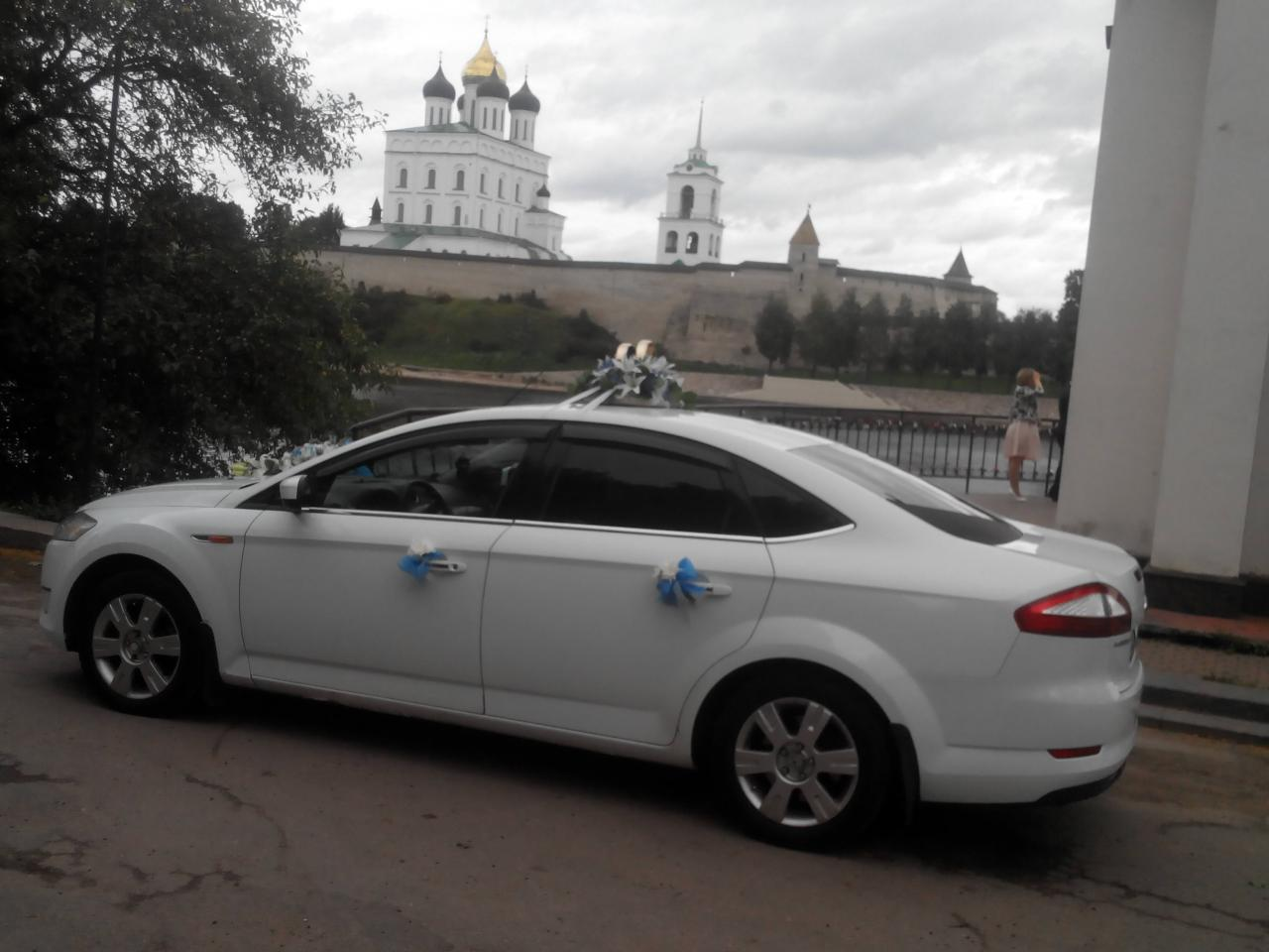 Седан Ford Mondeo - #1