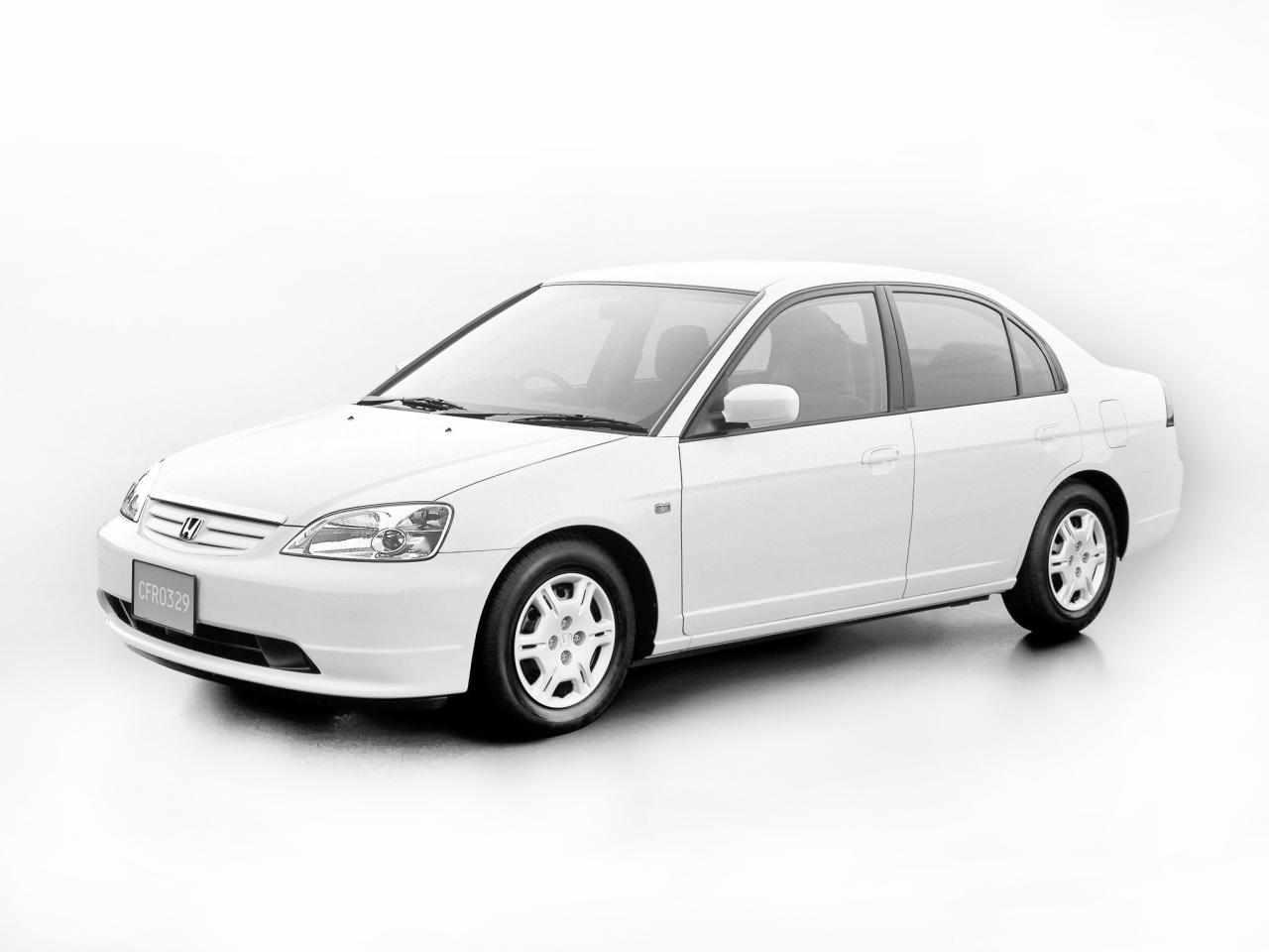 Седан Honda Civic Hybrid - #1