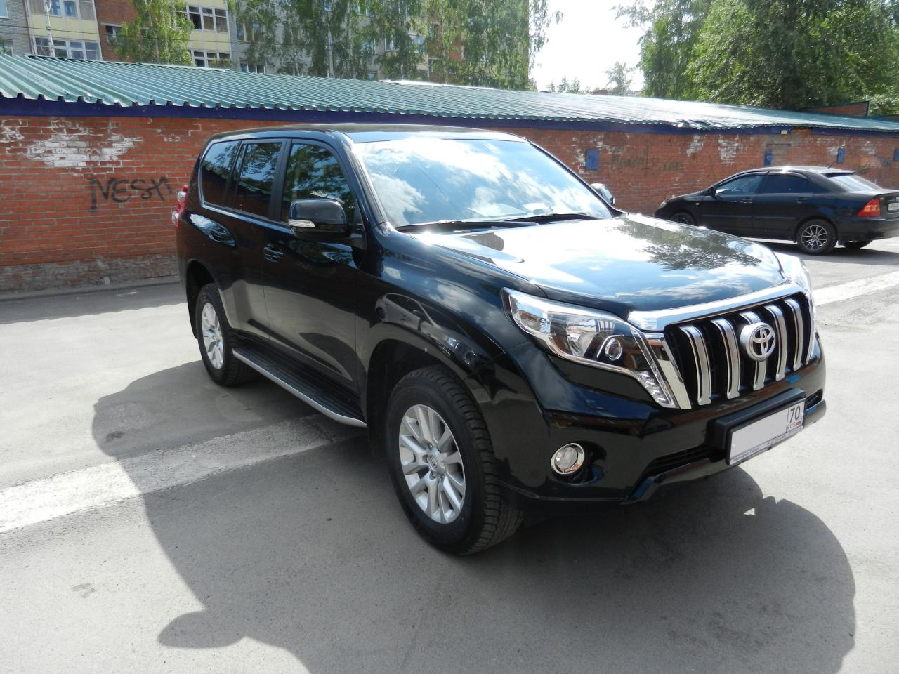 Седан Toyota Land Cruiser Prado - #3
