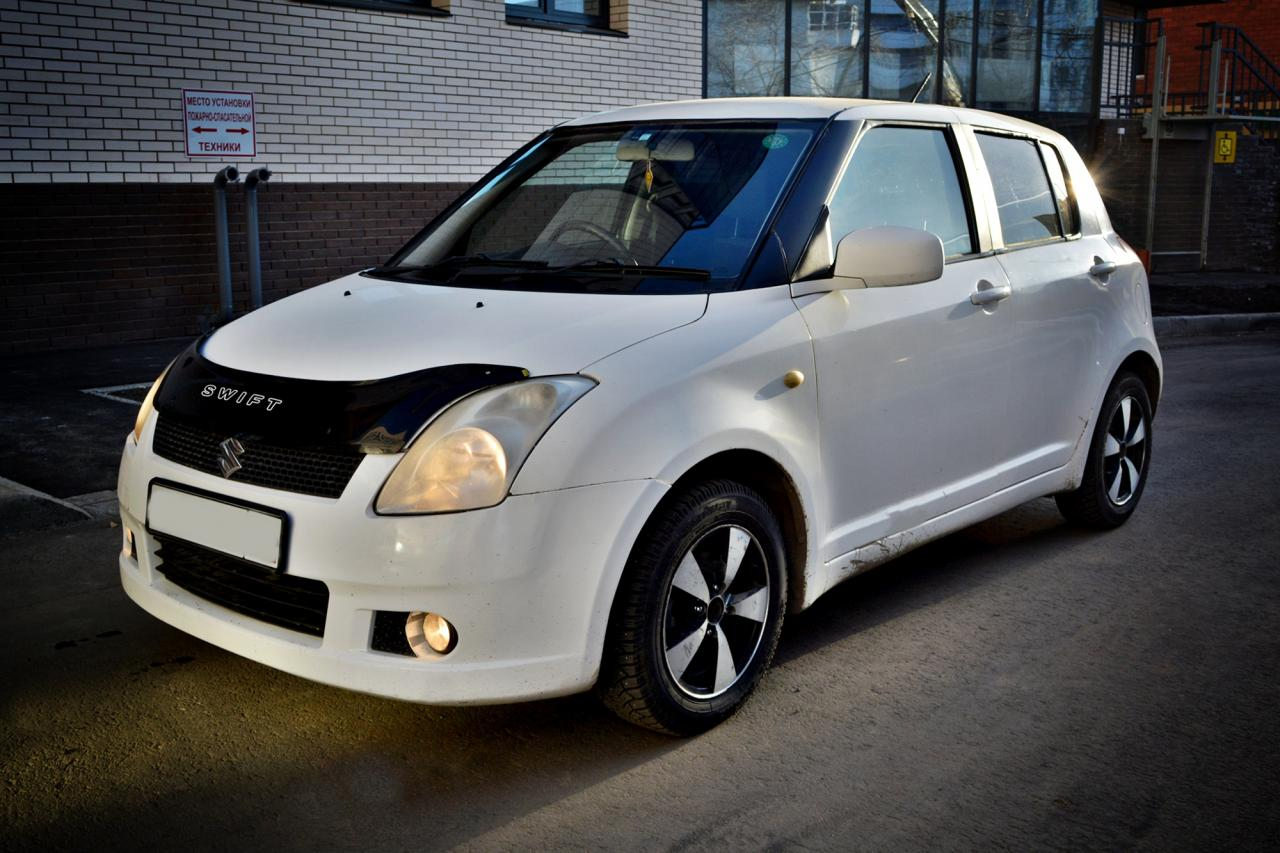 Хетчбек Suzuki Swift - #1