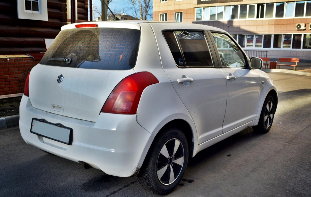 Хетчбек Suzuki Swift - #2