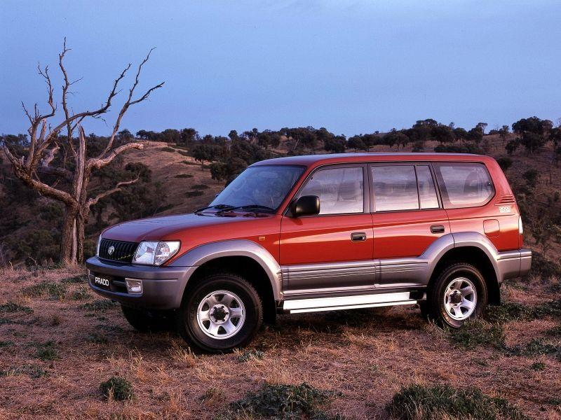 Внедорожник Toyota Land Cruiser Prado - фото 1