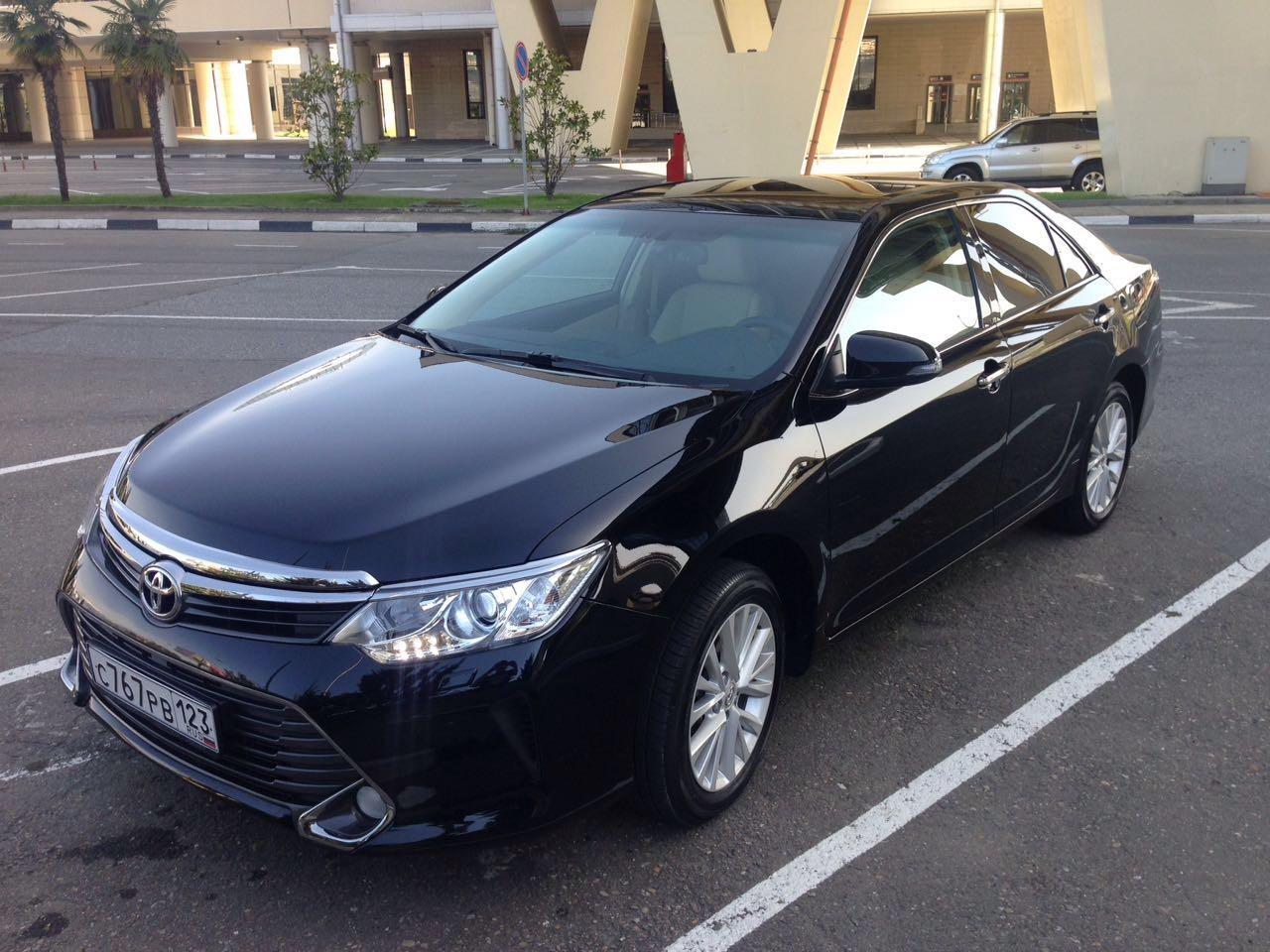Седан Toyota Camry Prominent - #1