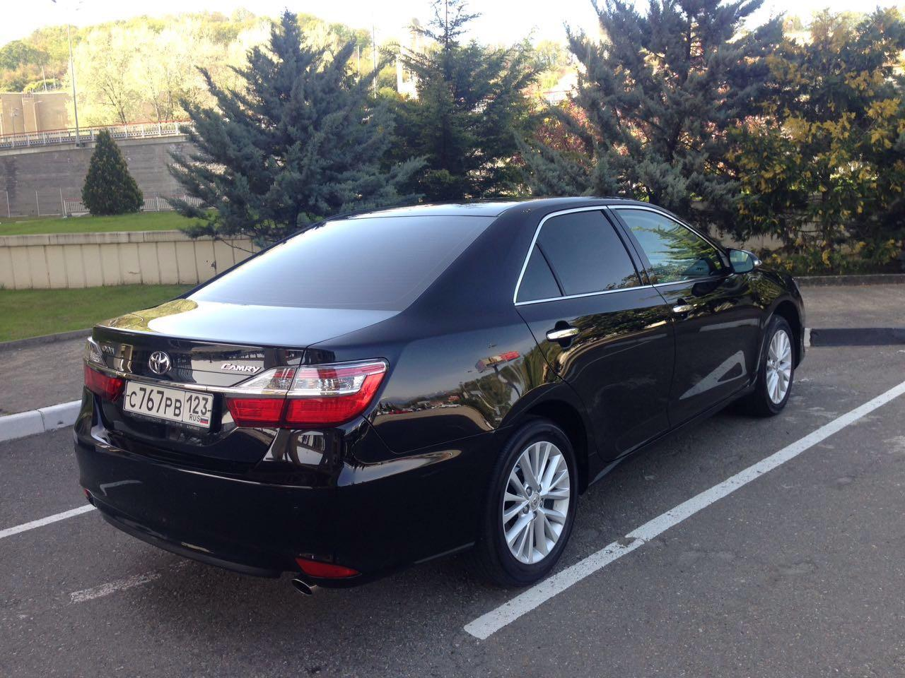 Седан Toyota Camry Prominent - #2