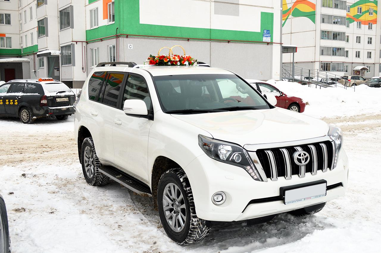 Внедорожник Toyota Land Cruiser Prado - #3