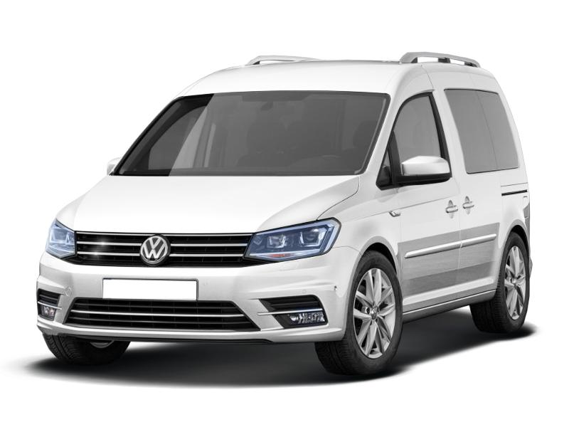 Минивэн Volkswagen Caddy - #1