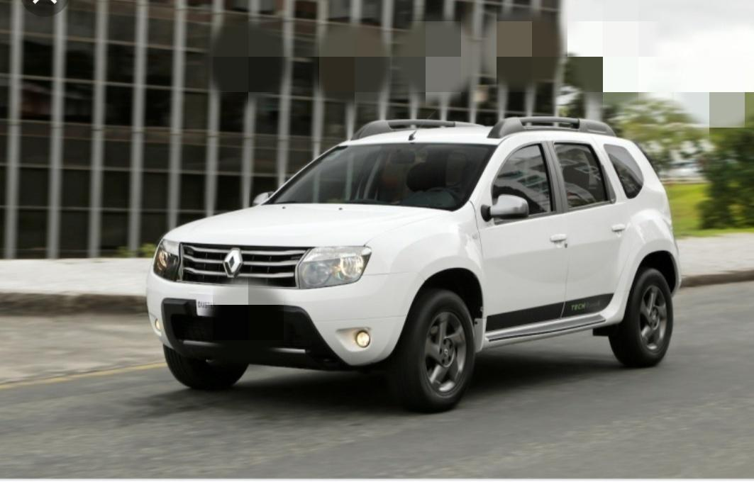 Седан Renault Duster - #1