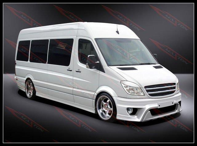 Автобус Mercedes-Benz Sprinter - фото 1