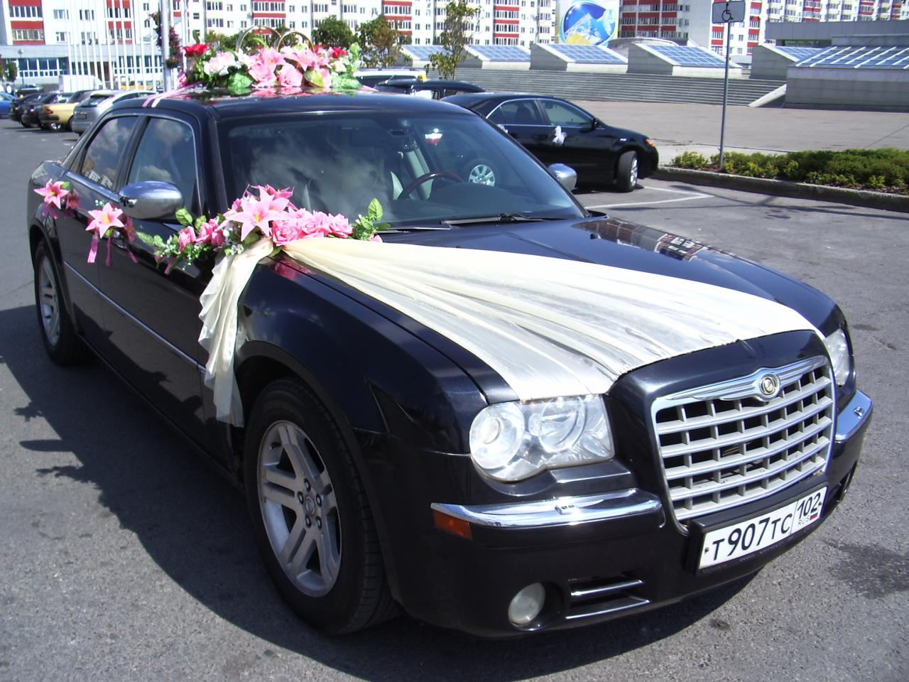 Седан Chrysler 300C - #6