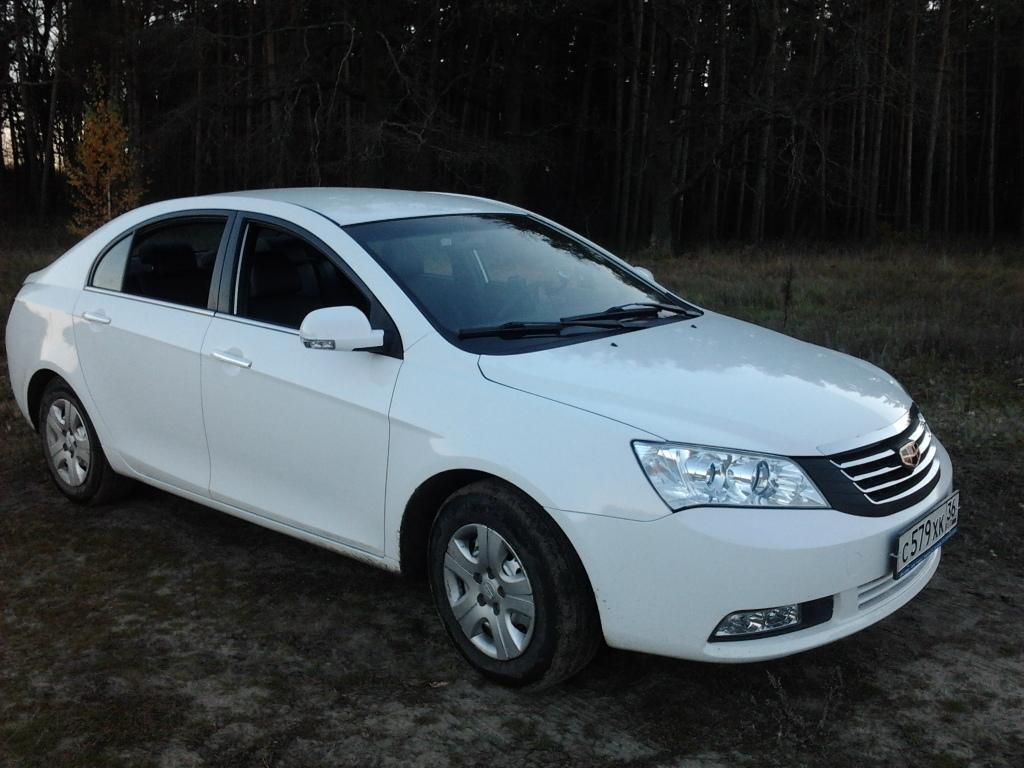 Седан Geely Emgrand - #2