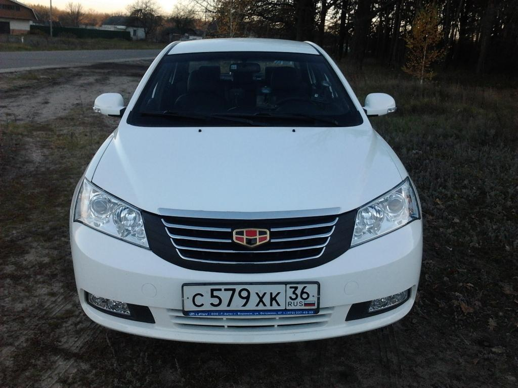 Седан Geely Emgrand - #1