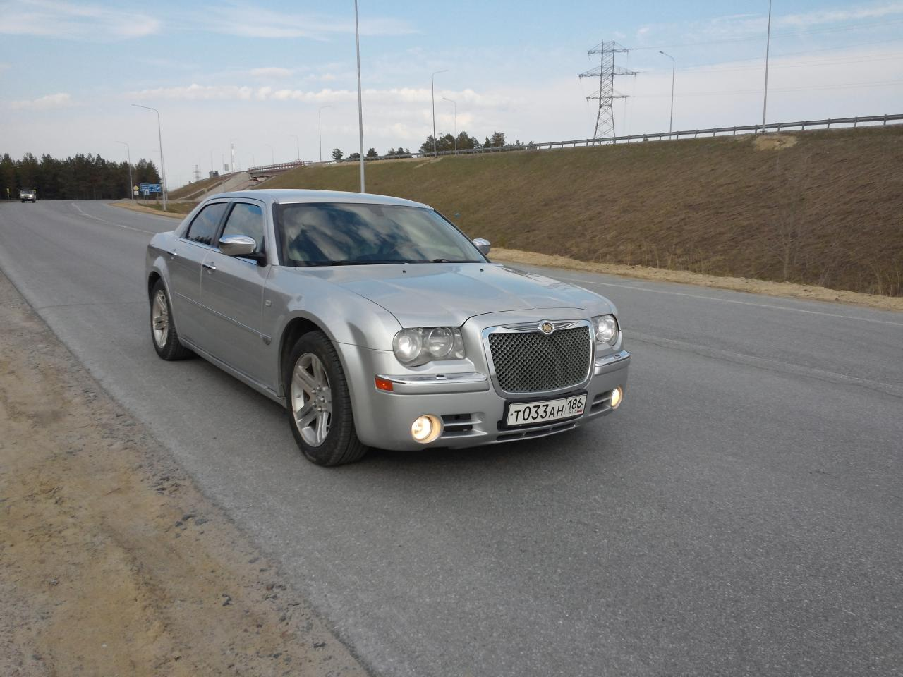 Седан Chrysler 300C - фото 1