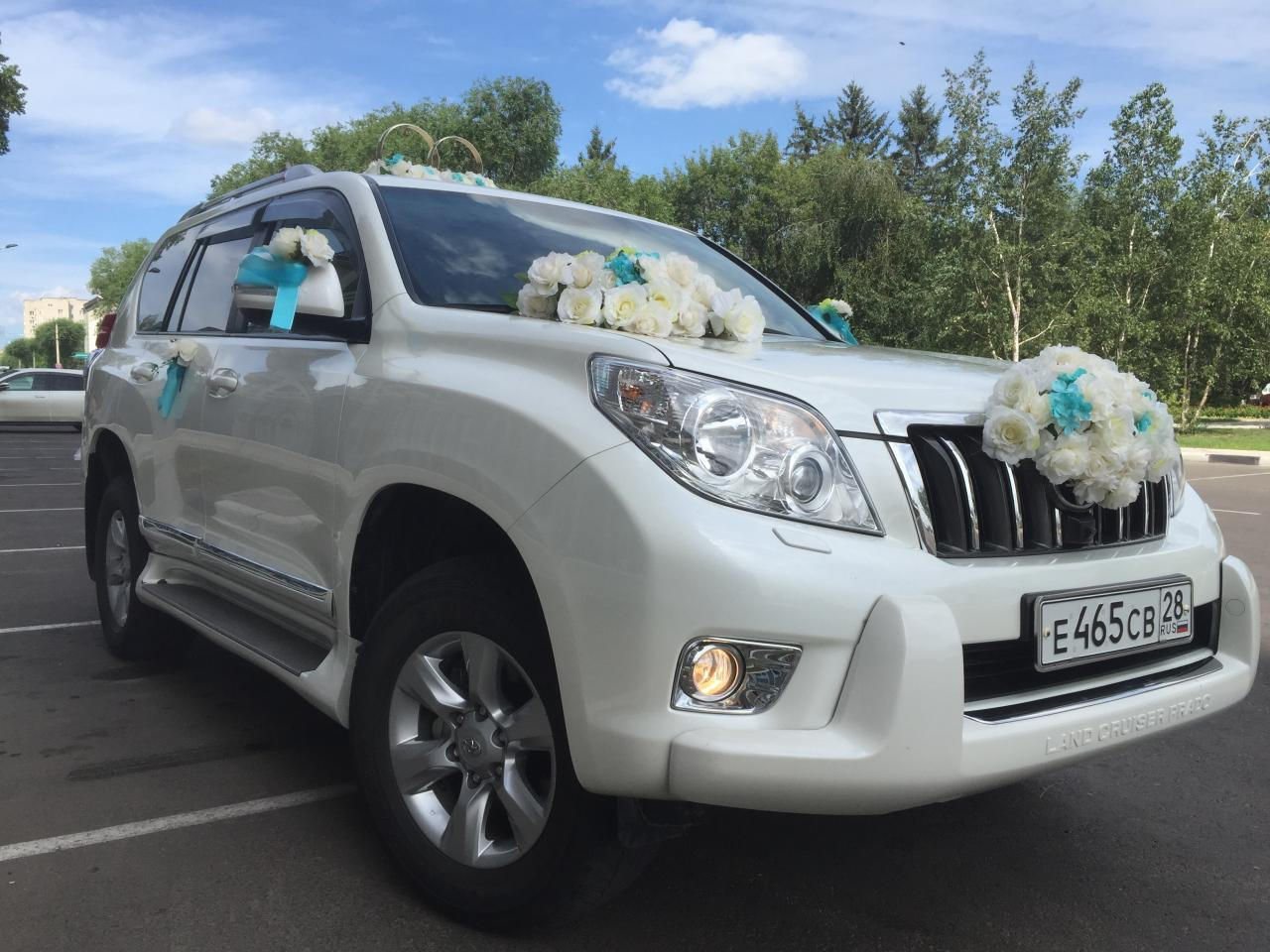 Внедорожник Toyota Land Cruiser Prado - фото 6