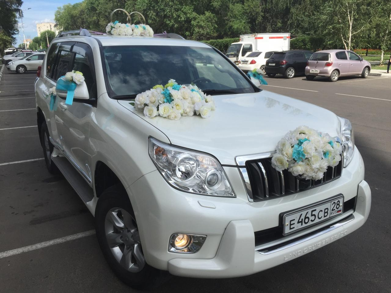 Внедорожник Toyota Land Cruiser Prado - фото 5