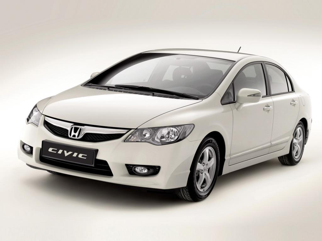 Седан Honda Civic - #1