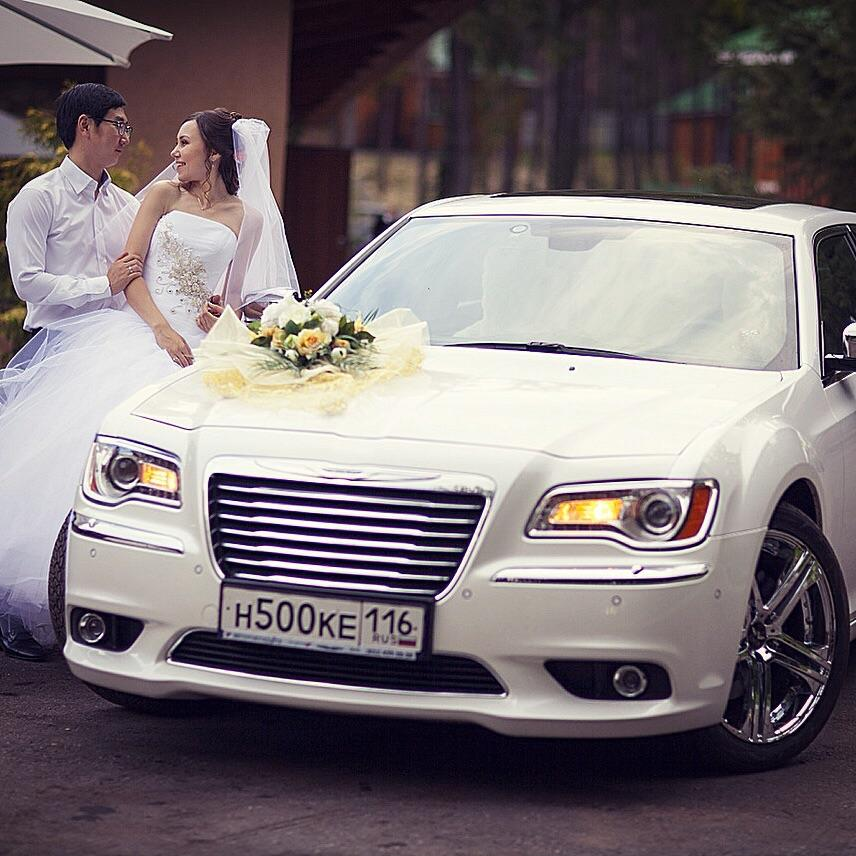Седан Chrysler 300C - #17