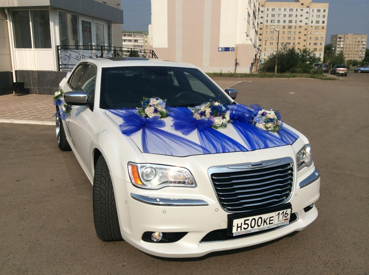 Седан Chrysler 300C - #15
