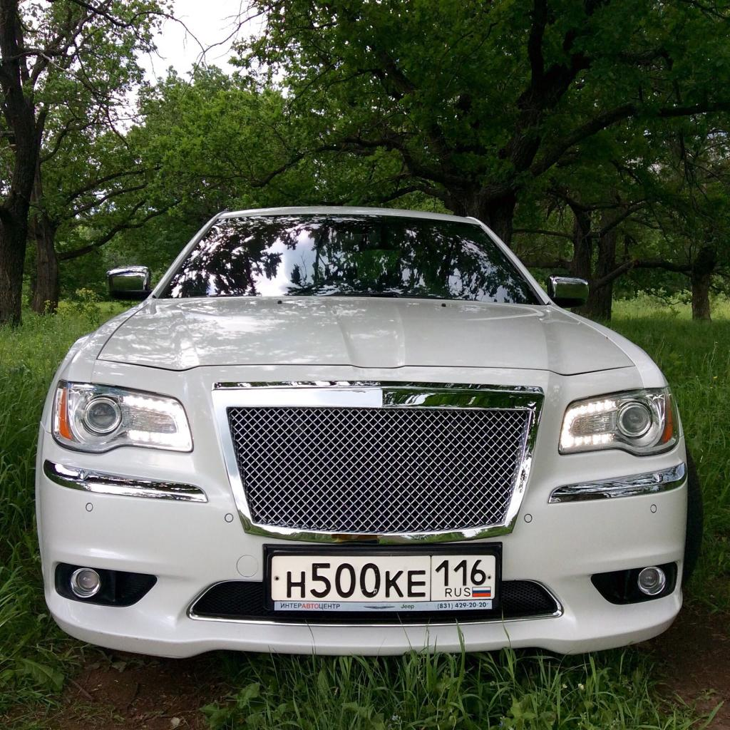 Седан Chrysler 300C - #16