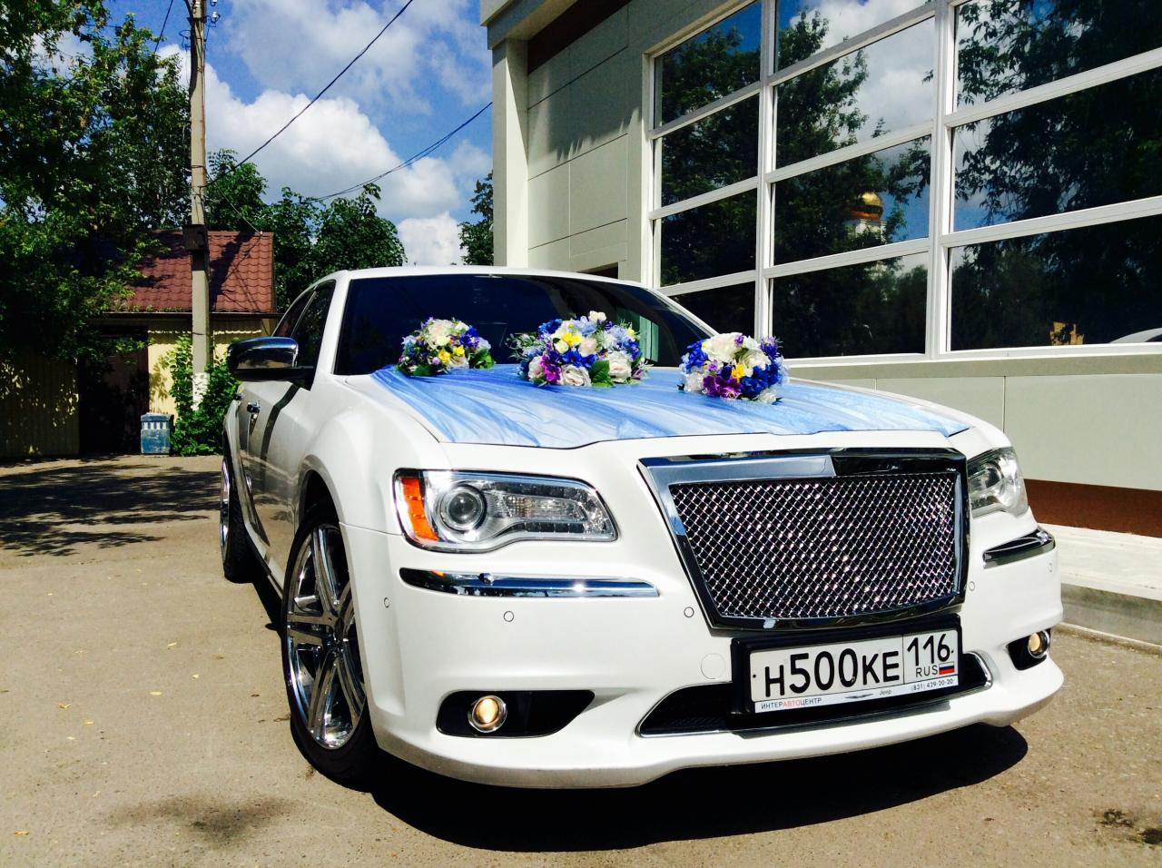 Седан Chrysler 300C - #11