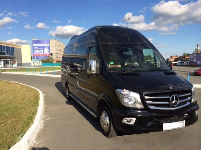 Автобус Mercedes-Benz Sprinter - фото 2