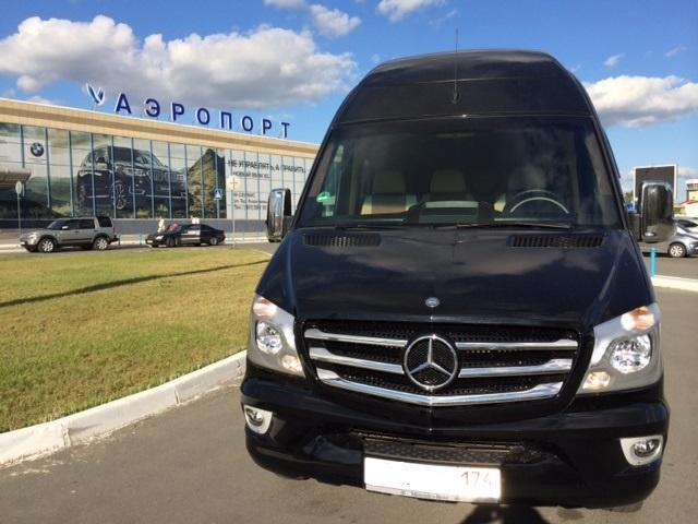Автобус Mercedes-Benz Sprinter - фото 3