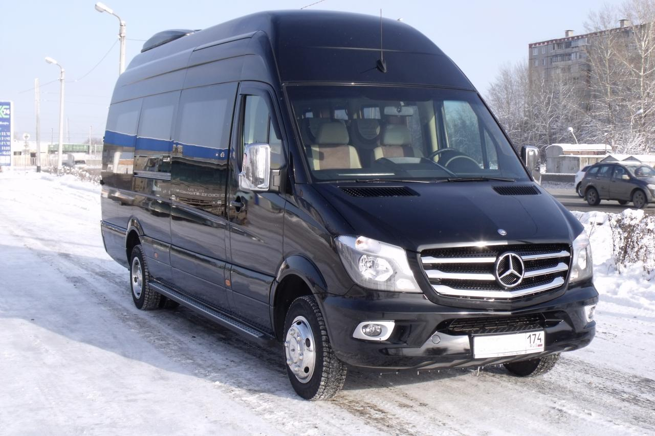 Автобус Mercedes-Benz Sprinter - фото 5