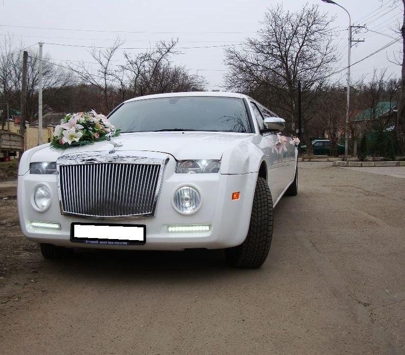 Лимузин Chrysler 300C - фото 12