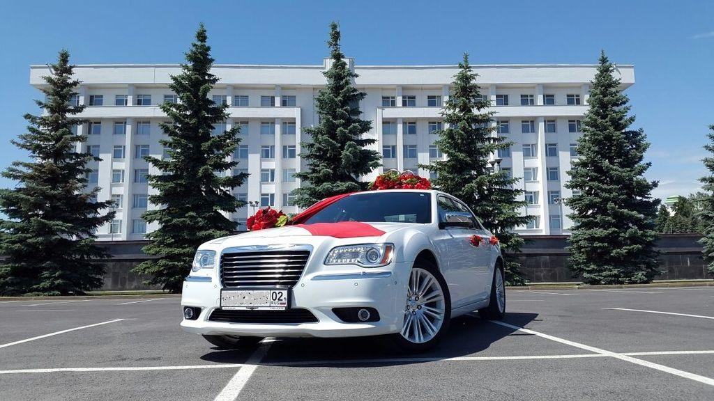 Седан Chrysler 300C - фото 5