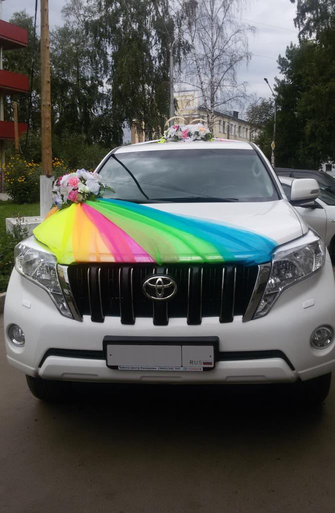Внедорожник Toyota Land Cruiser Prado - фото 3