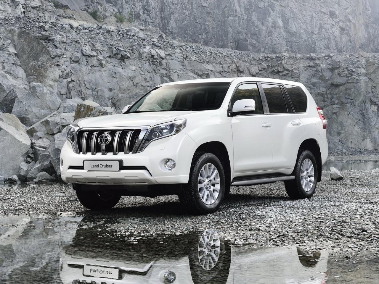 Внедорожник Toyota Land Cruiser Prado - фото 2