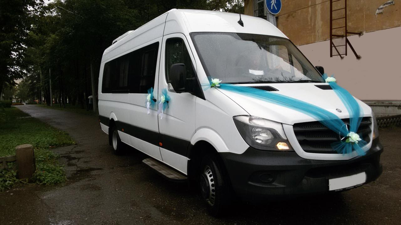 Автобус Mercedes-Benz Sprinter - #1