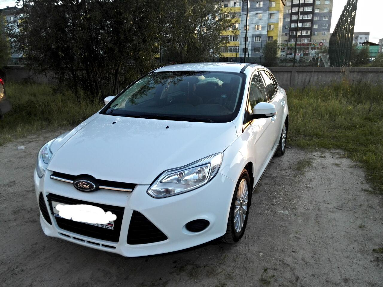 Седан Ford Focus III - #2