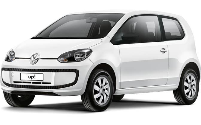Хетчбек Volkswagen UP - #1