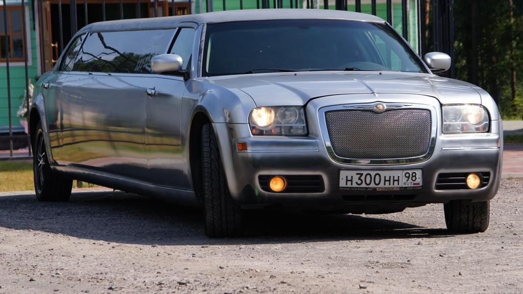 Лимузин Chrysler 300C - #1