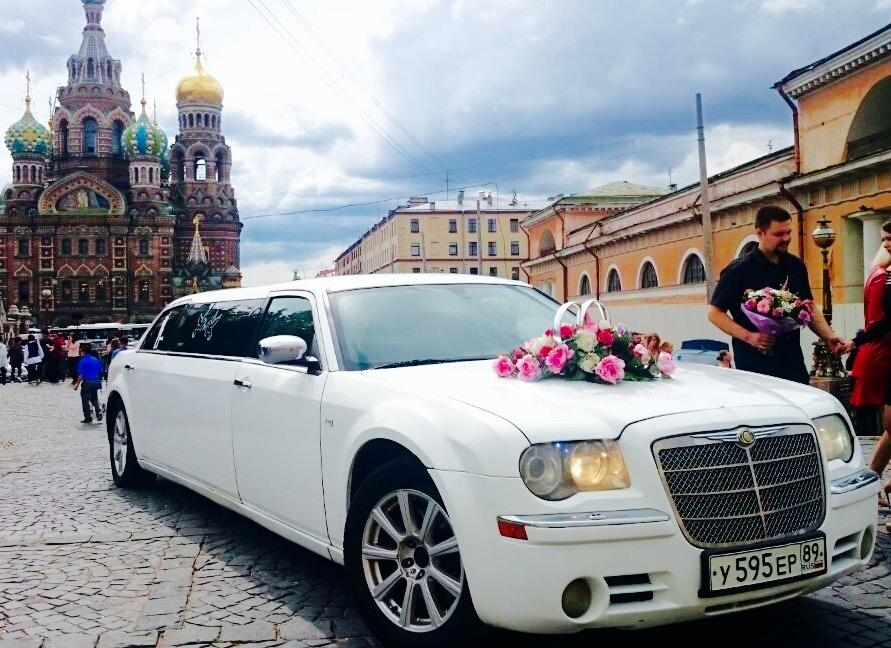 Лимузин Chrysler 300C - #5