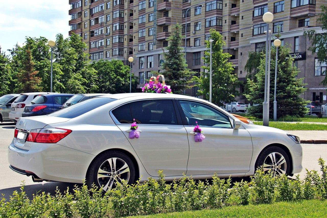 Седан Honda Accord - #5