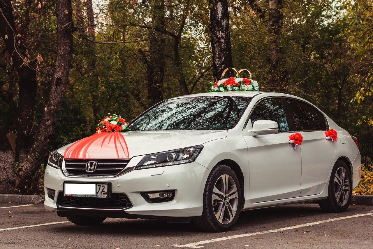 Седан Honda Accord - #7