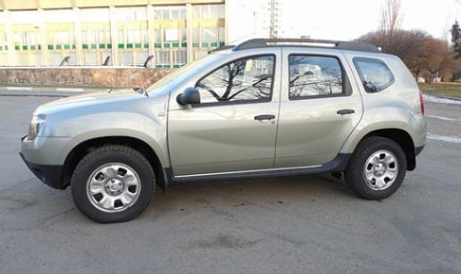 Седан Renault Duster