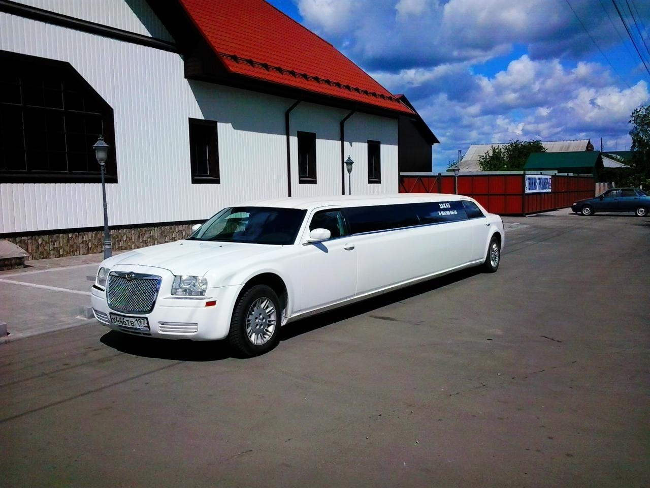 Лимузин Chrysler 300C - фото 7