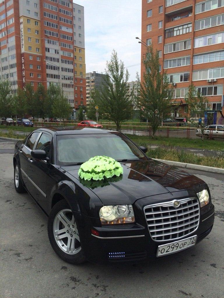 Седан Chrysler 300C - #2