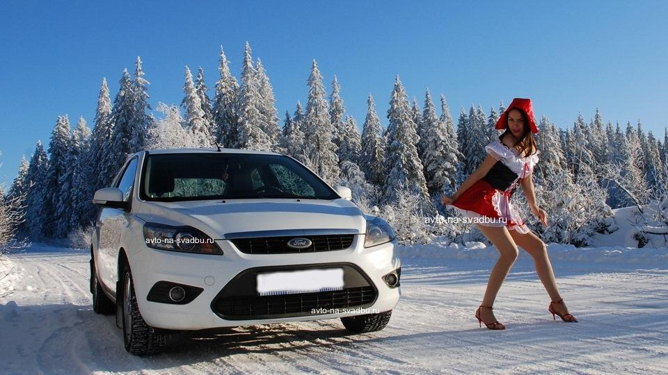 Седан Ford Focus II - #2