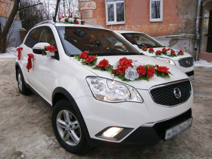 Кроссовер SsangYong Actyon - #1
